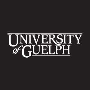 University of Guelph Cornerstone box with white Identifier in middle